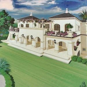 Luxury Castle Designed Homes Luxury Castle Designed Homes Marbella Castle Marbella Spain